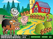 Hidden Numbers Sweet Farm