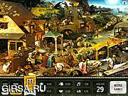 Флеш игра онлайн Спрятанные предметы 3