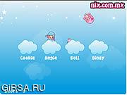 Флеш игра онлайн Пряча ангел / Hiding Angel