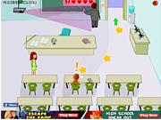 Флеш игра онлайн Школа скрытности / High School Sneak Out