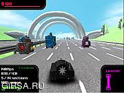 Флеш игра онлайн Highway Havoc