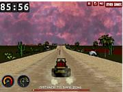 Флеш игра онлайн Highway of the dead