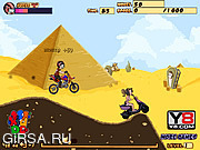 Флеш игра онлайн Покоритель дорог / Hill Blazer Reloaded