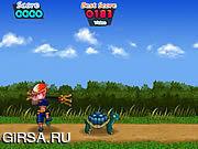Флеш игра онлайн Хом ран / Home Run