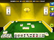 Флеш игра онлайн Гонконг Маджонг