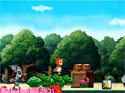 Флеш игра онлайн Опасное приключение 2 / Hoodwinked Adventure 2