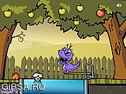 Флеш игра онлайн Hopy Boo