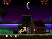 Флеш игра онлайн Ужас Scape: Приключения Marty