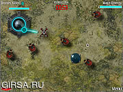 Флеш игра онлайн Ужасы от планеты 10