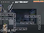 Флеш игра онлайн ПулемЈтчик Hotseat