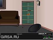 Флеш игра онлайн Найди выход из под домашнего ареста
