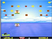 Флеш игра онлайн Голодные пчелы