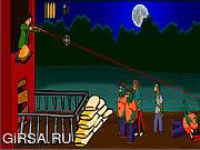 Флеш игра онлайн Голодные Зомби