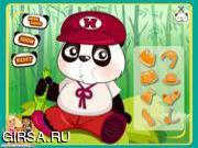 Флеш игра онлайн Я люблю панду / I Love Panda