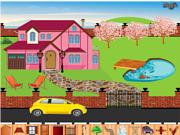 Флеш игра онлайн Я хочу этот дом