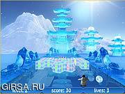 Флеш игра онлайн Ледяные сокровища