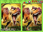 Флеш игра онлайн Ледниковый период. Найди отличия / Ice Age Dawn Of The Dinosaurs Differences