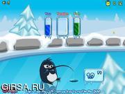 Флеш игра онлайн Ice Pond Tournament