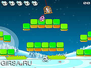 Флеш игра онлайн Ратник льда / Ice Warrior