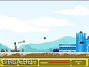 Флеш игра онлайн Ice Castle Blaster