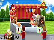 Флеш игра онлайн Магазин мороженного / Ice Cream Shop