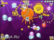 Флеш игра онлайн Icy Fishes