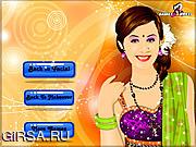 Флеш игра онлайн Индийский стиль