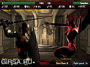 Флеш игра онлайн Невидимая опасность - RPG / Infinite Dungeon RPG