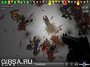 Флеш игра онлайн Insectonator Zombie Mode