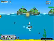 Флеш игра онлайн Intensub 2