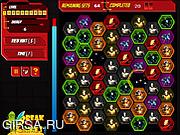 Флеш игра онлайн Железный человек / Iron Man Energy Match
