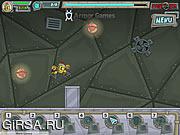 Флеш игра онлайн Опасные метиориты / Ironcalypse