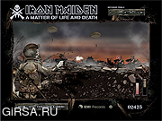 Флеш игра онлайн Iron Maiden - A Matter of Life and Death