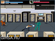 Флеш игра онлайн И. Т Квандо / I.T Kwando