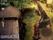 Флеш игра онлайн Джек Гигантский Slayer