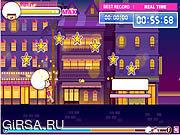 Флеш игра онлайн Jaja Run Run Run