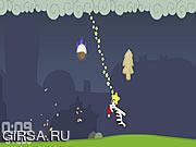 Флеш игра онлайн James the Christmas Zebra