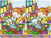 Флеш игра онлайн Джейн / Jane's Cooking Day