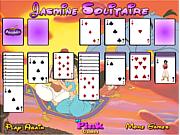 Флеш игра онлайн Жасмин. Пасьянс / Jasmine Solitaire