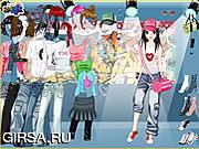 Игра Рай джинсовой ткани одевает вверх / Denim Heaven Dress Up