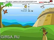 Флеш игра онлайн Jeff the Archer