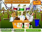 Флеш игра онлайн Желе Мороженое / Jelly Ice Cream