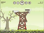 Флеш игра онлайн Башня-желе