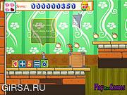 Флеш игра онлайн Приключения брата Джерри / Jerry Brother Adventure