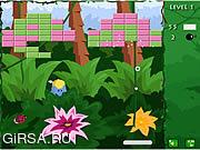 Флеш игра онлайн Камень Кирпича / Jewel Bricks