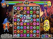 Флеш игра онлайн Герой Драгоценности