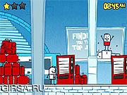 Флеш игра онлайн Погоня за карьерой / Job Runner