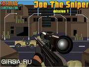 Флеш игра онлайн Joe the Sniper