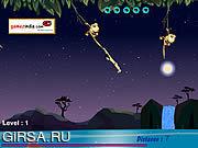 Флеш игра онлайн Jungle Transport
