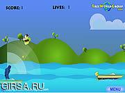Флеш игра онлайн Скачка / Jump